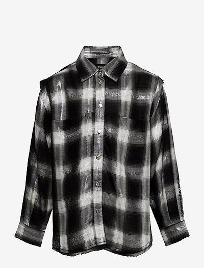 CSUNNYA SHIRT - chemises - nero