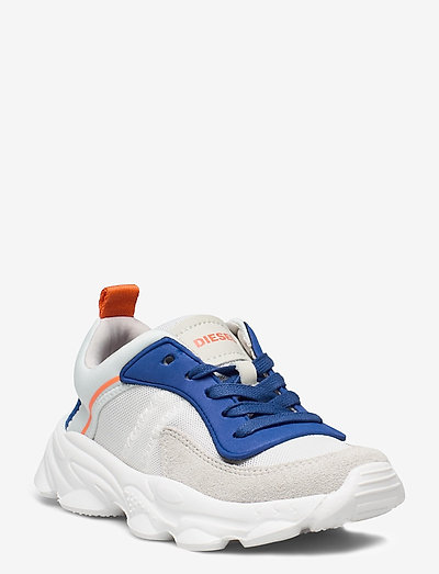 S-SERENDIPY LC CH sneakers - przed kostkę - star white/classic blue/flame