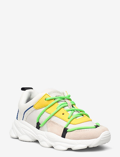 S-SERENDIPY LC CH sneakers - przed kostkę - dirty white