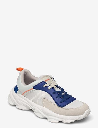 S-SERENDIPY LC YO sneakers - przed kostkę - star white/classic blue/flame