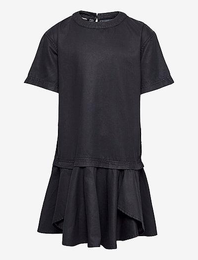 DEJOLLIE DRESS - robes & jupes - denim