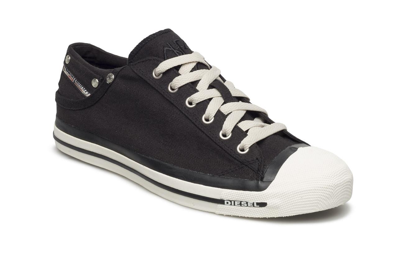 Exposure low sneakers - Black Diesel KoSvl4sscv