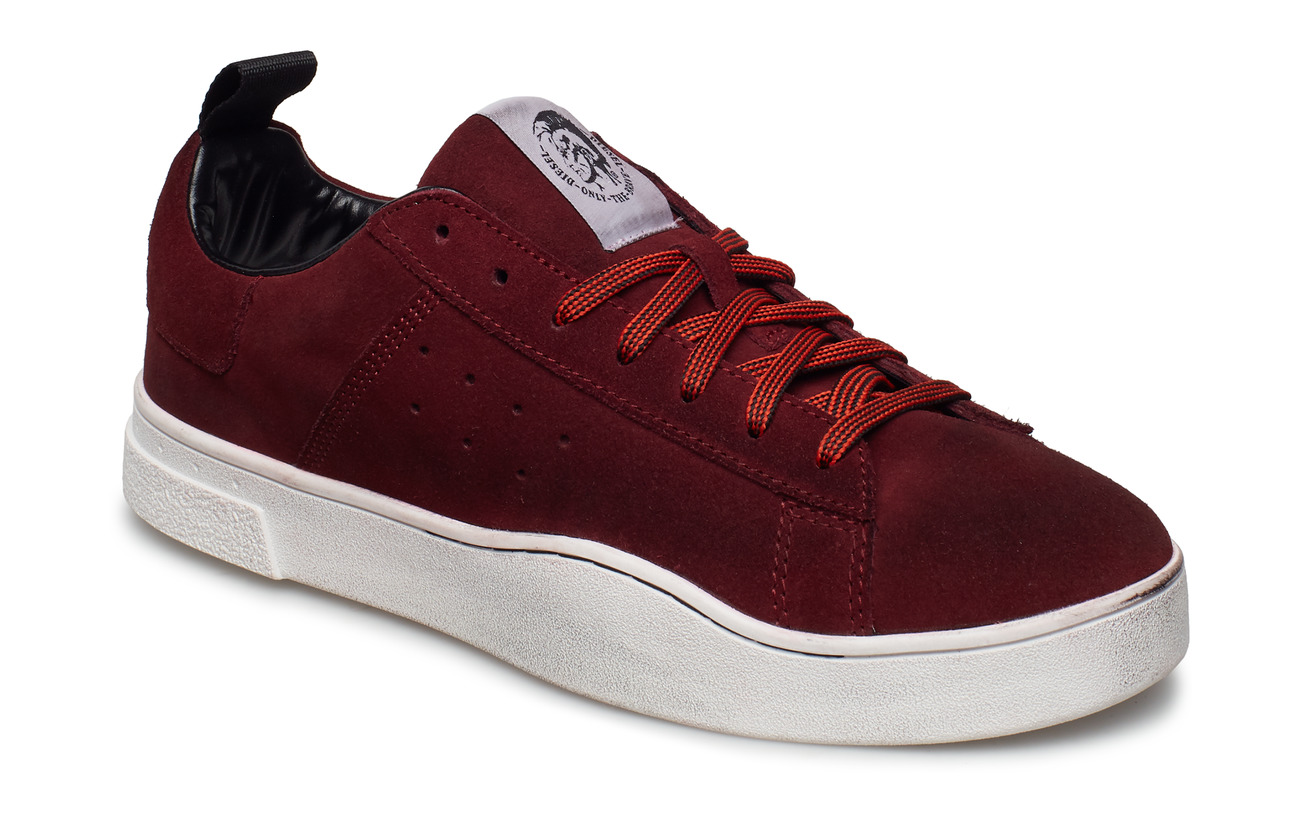 """Diesel Men """"CLEVER"""" S-CLEVER LOW - sneakers - CABERNET"""
