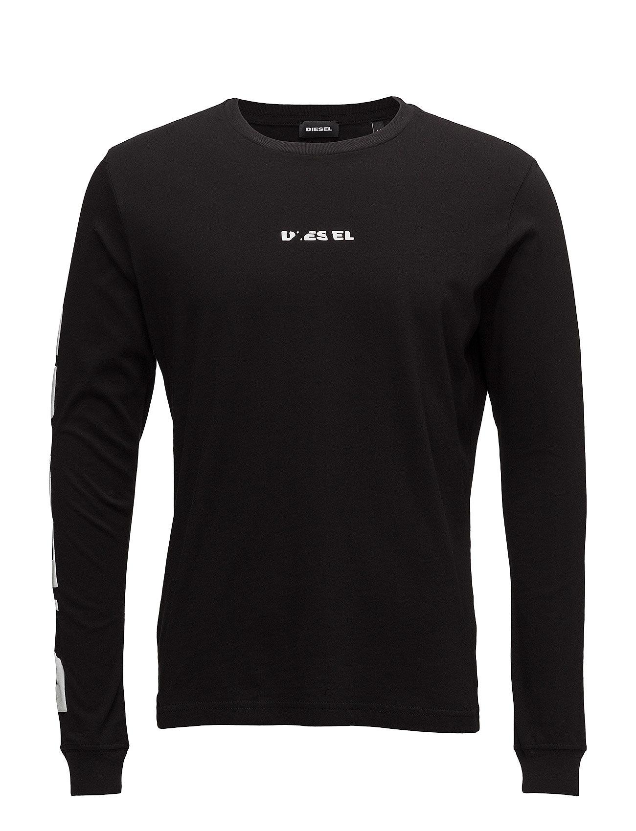 T-Joe-Ls-Sn T-Shirt - Diesel Men