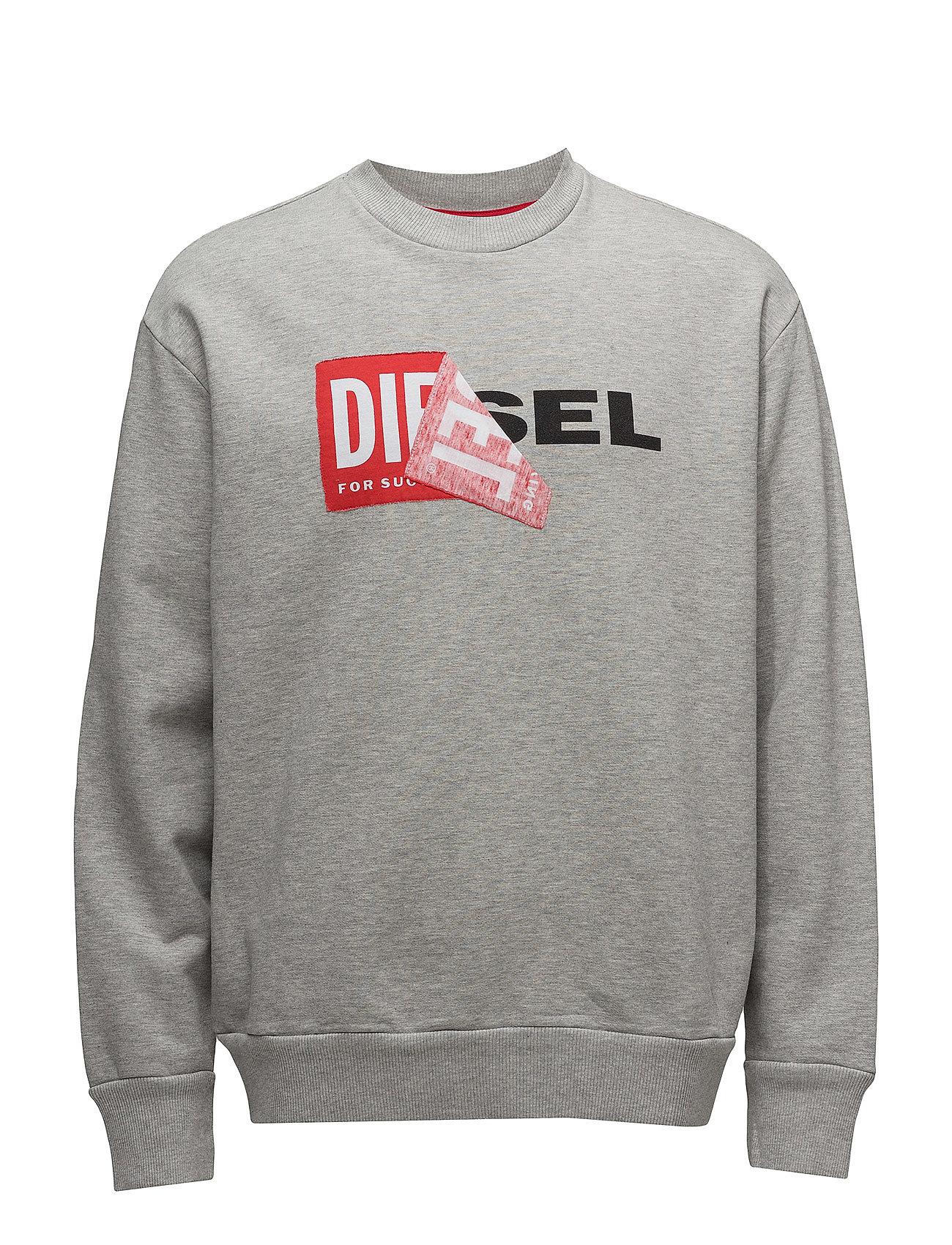 S-Samy Sweat-Shirt - Diesel Men