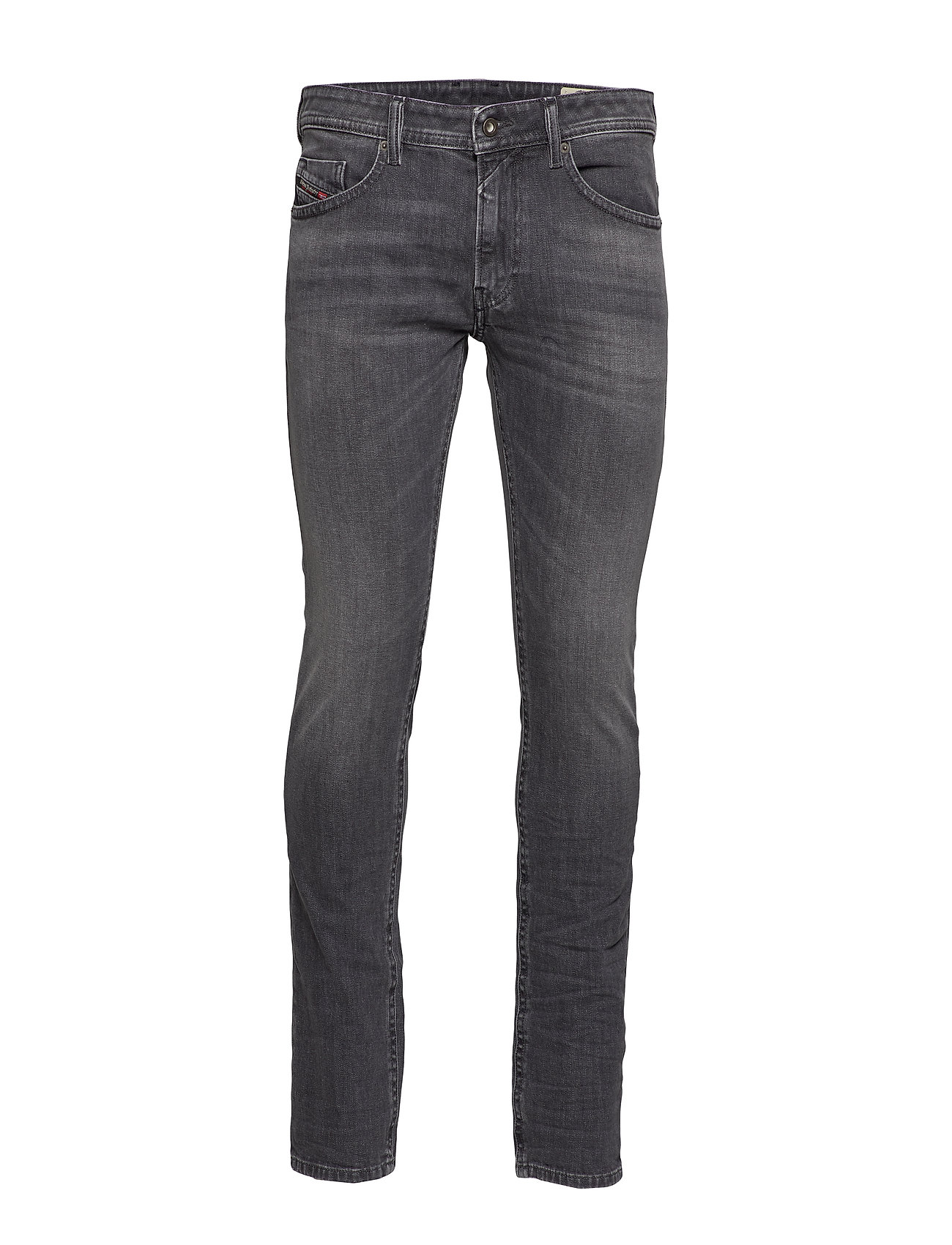 Diesel Men THOMMER-X L.34 TROUSERS - BLACK/DENIM