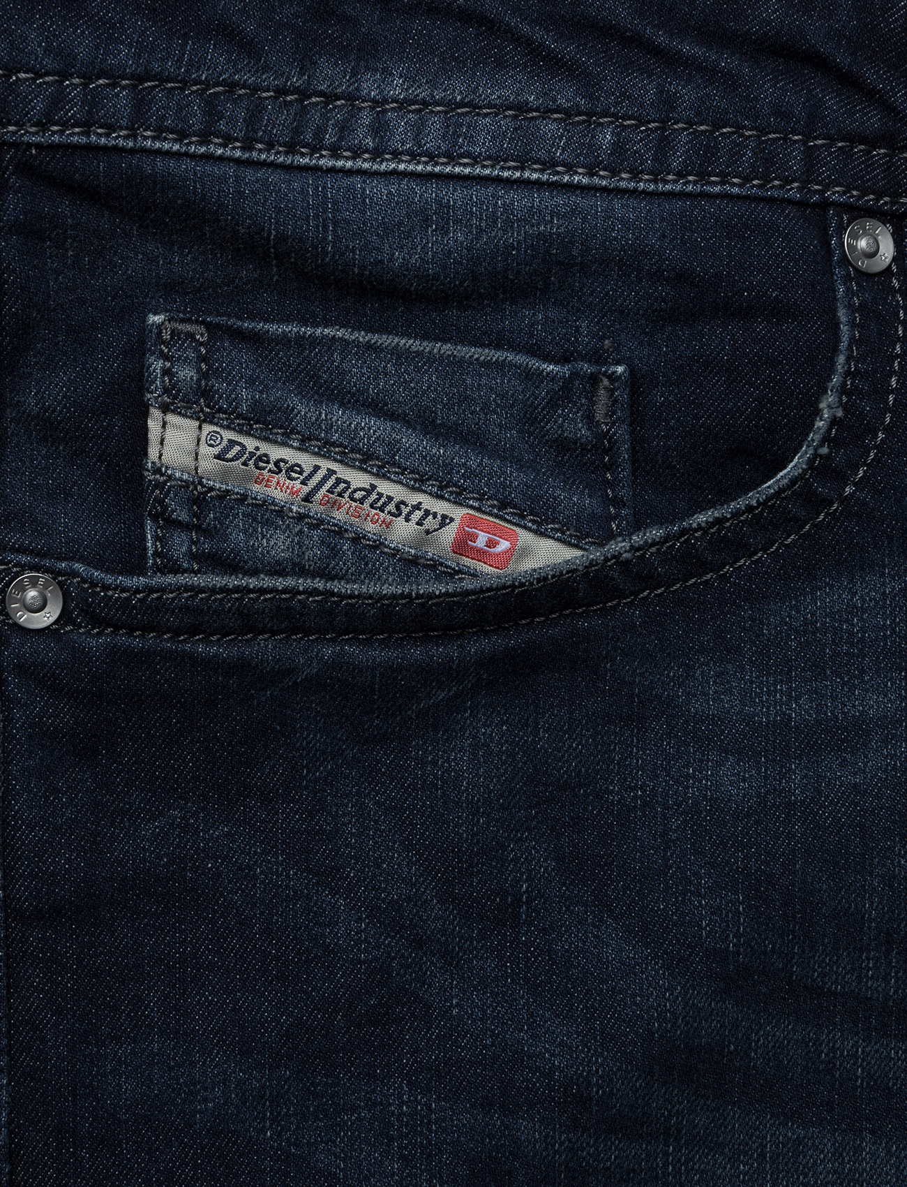 Diesel Men - BUSTER - regular jeans - denim - 1