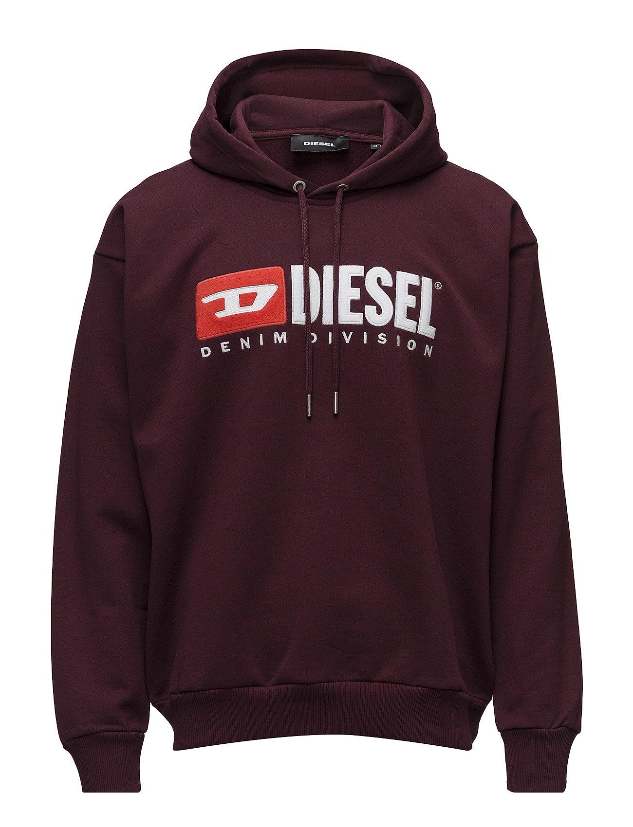 S-Division Sweat-Shirt - Diesel Men