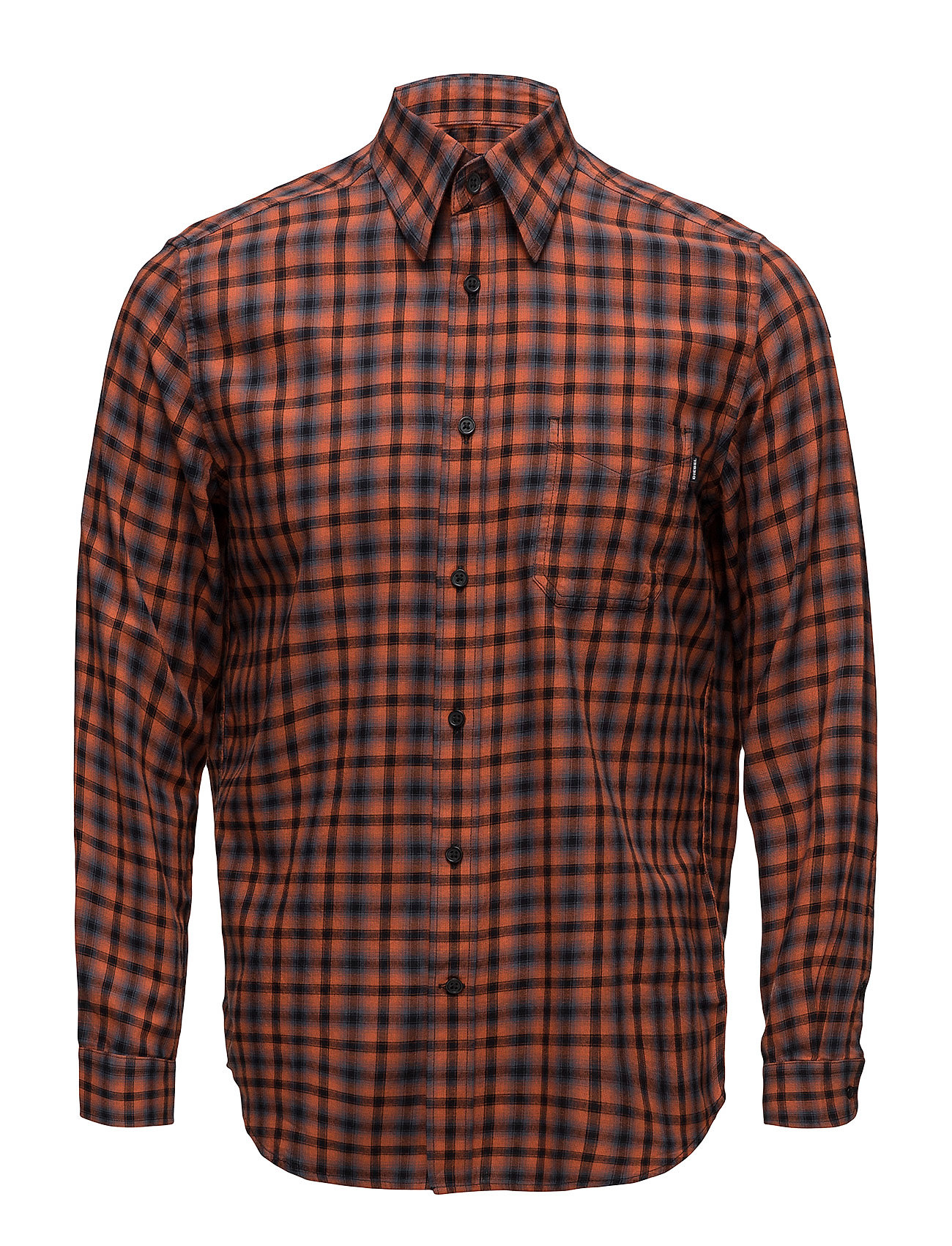 Diesel Men S-CULL-A SHIRT - HARVEST PUMPKIN