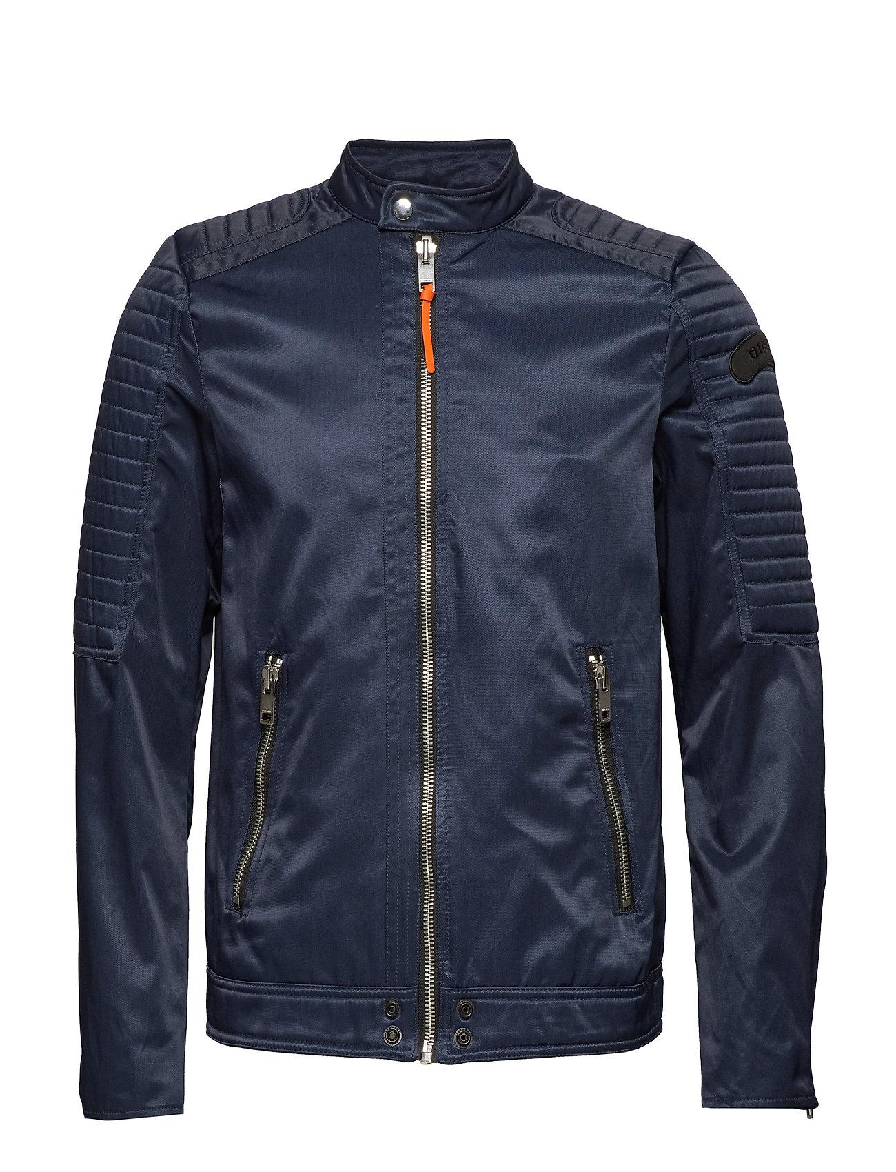 21892fbaa J-Shiro Jacket Jakke Blå DIESEL MEN