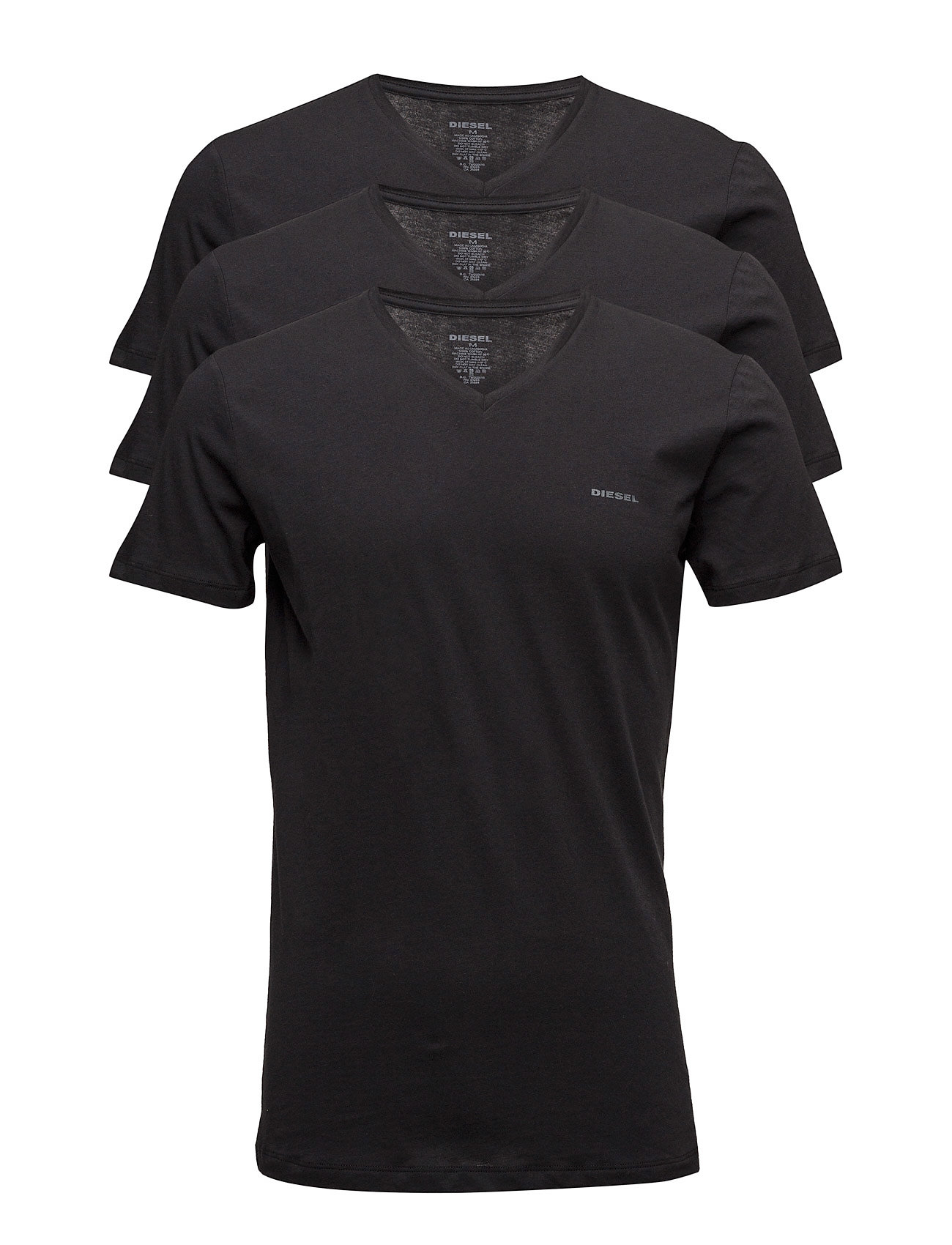 Umtee-Jake-Vthreepack T-Shirt 3 Pac - Diesel Men
