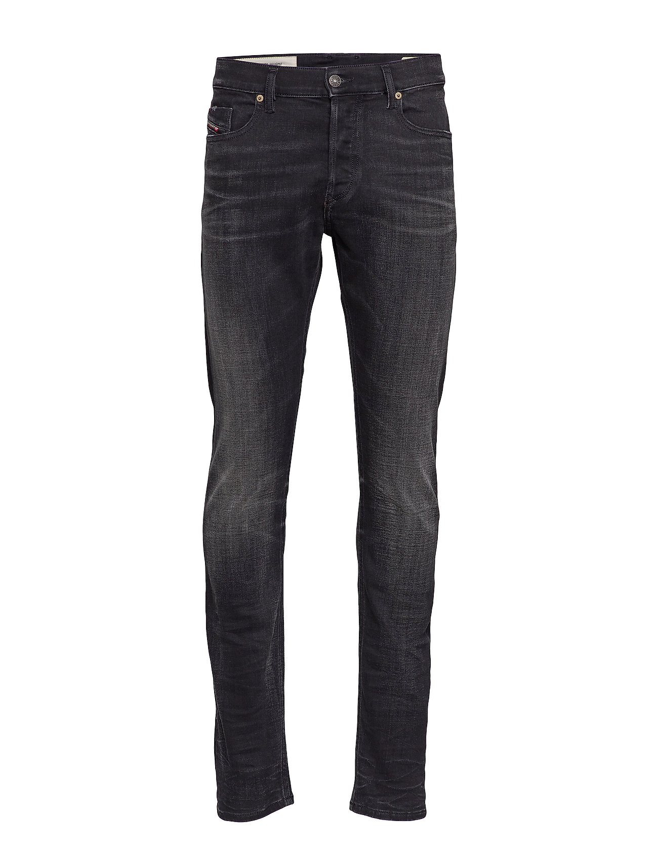 Diesel Men TEPPHAR-X L.34 TROUSERS - BLACK DENIM