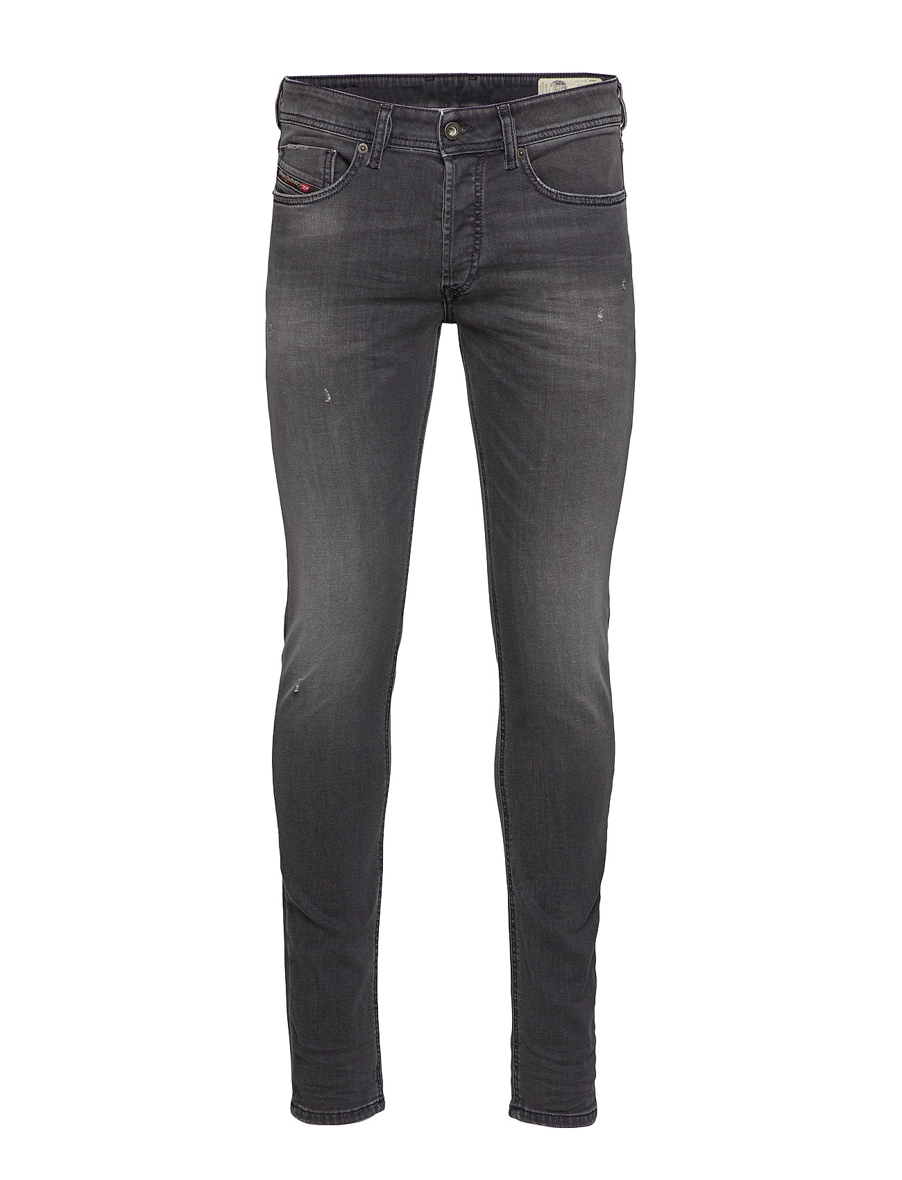 Diesel Men SLEENKER-X TROUSERS - BLACK/DENIM