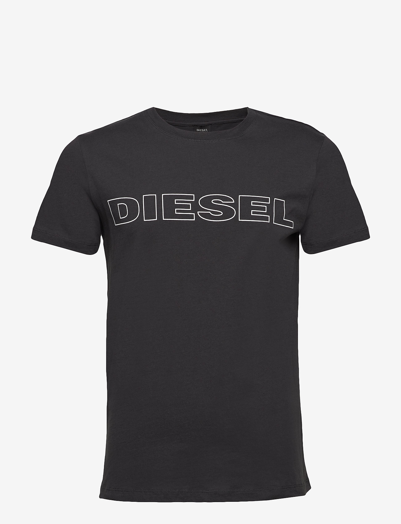 Diesel Men - UMLT-JAKE T-SHIRT - short-sleeved t-shirts - grey - 0