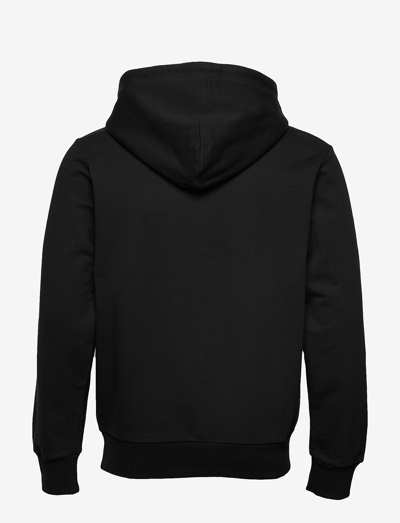 Diesel Men - S-GIR-HOOD-DIVISION-LOGO SWEAT-SHIR - hoodies - black - 1