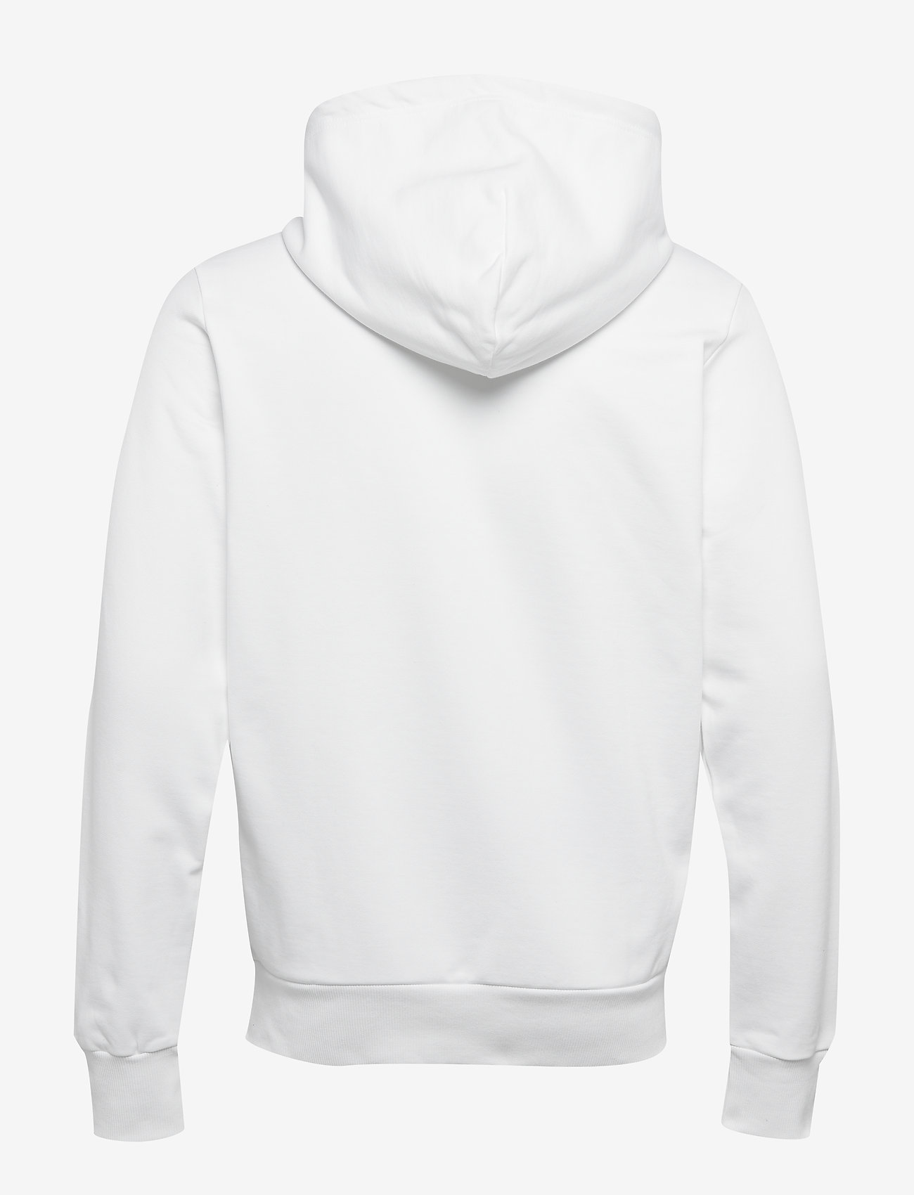 Diesel Men - S-GIR-HOOD-DIVISION-LOGO SWEAT-SHIR - hoodies - bright white - 1