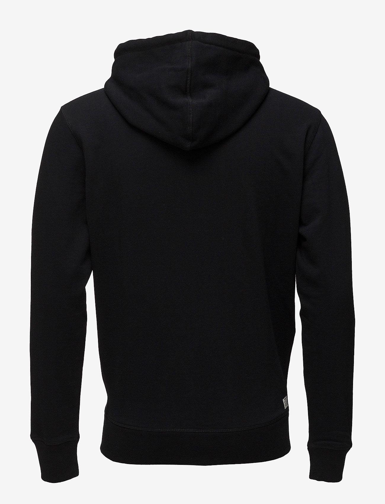 Diesel Men - UMLT-BRANDON-Z  SWEAT-SHIRT - hoodies - black - 1