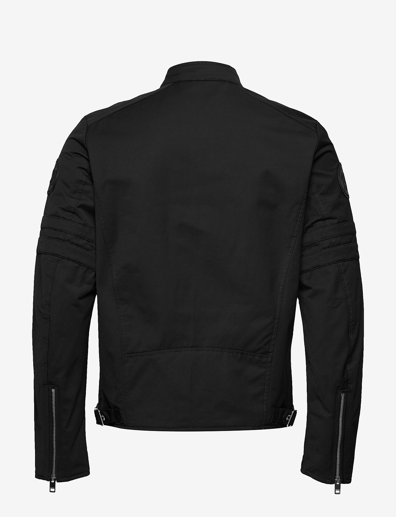 Diesel Men - J-GLORY GIACCA JACKET - light jackets - black - 1