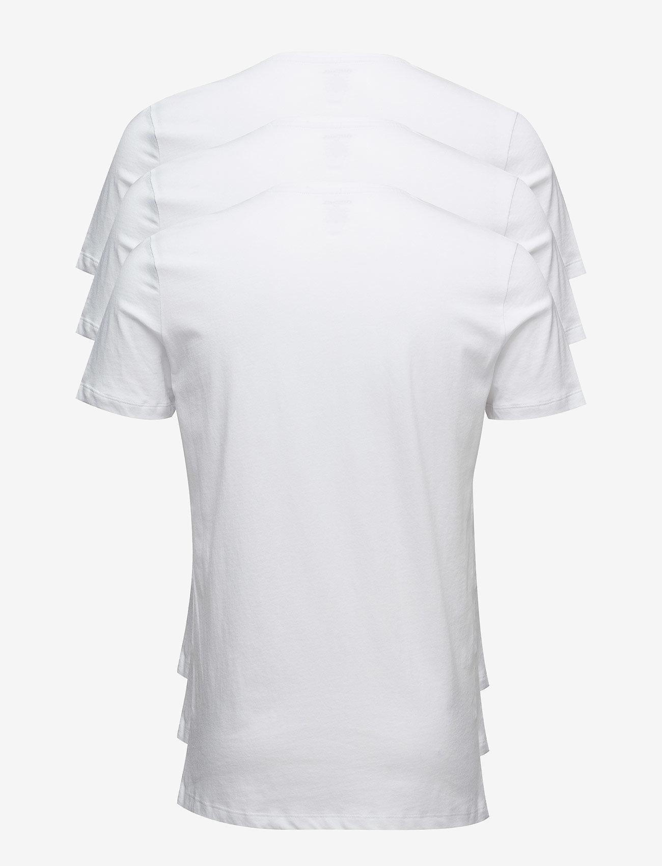 Diesel Men - UMTEE-JAKETHREEPACK  T-SHIRT - multipack - bright white - 1