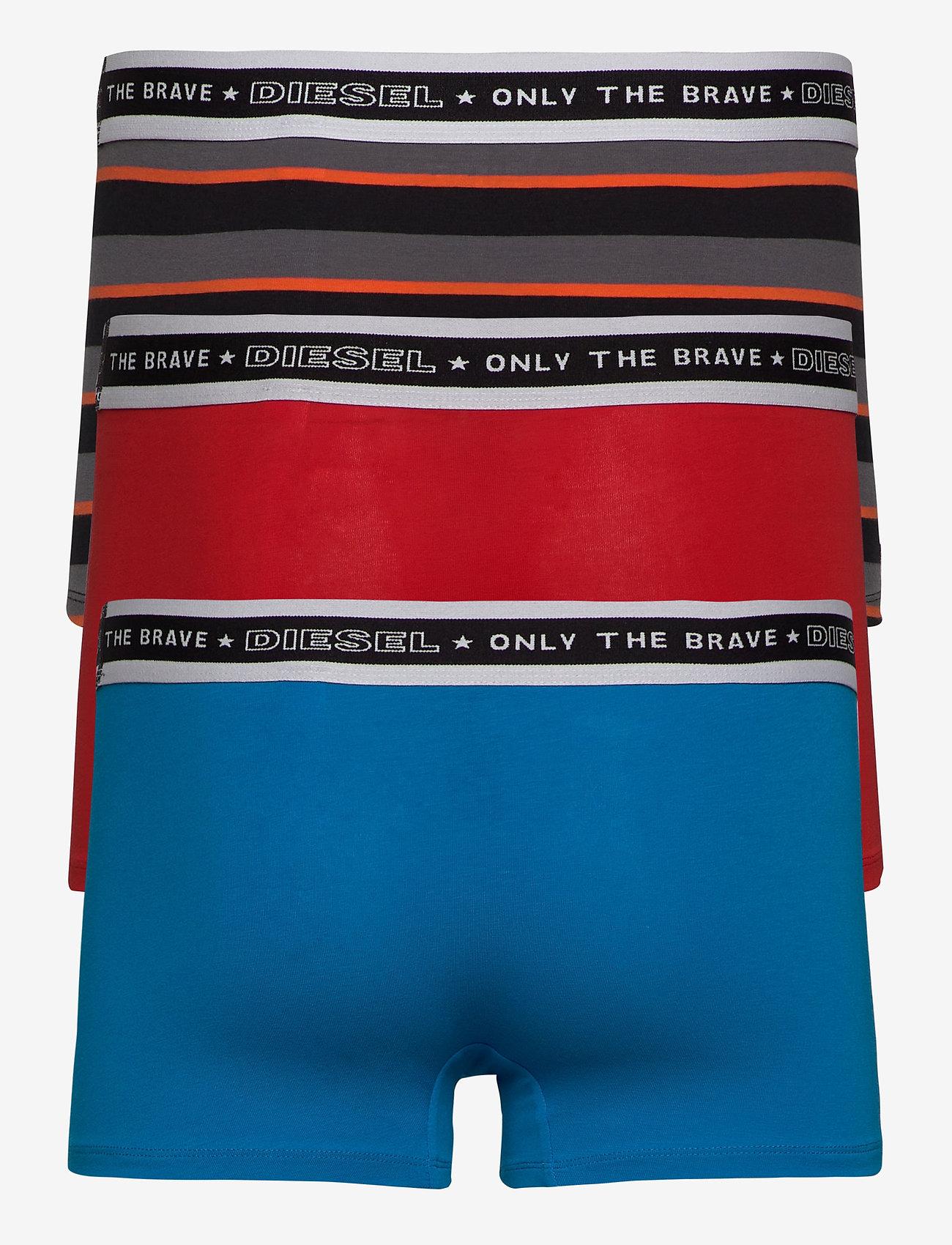 Diesel Men - UMBX-DAMIENTHREEPACK BOXER-SHORTS - boxers - intimate: ah900+ah91g+ah34h - 1