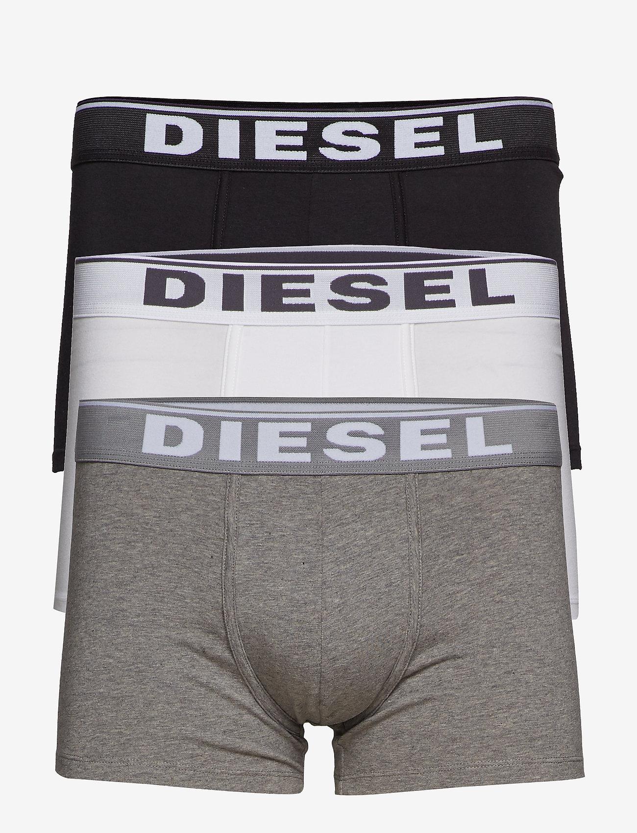 Diesel Men - UMBX-DAMIENTHREEPACK BOXER-SHORTS - boxers - ah96x+ah900+ah100 - 0