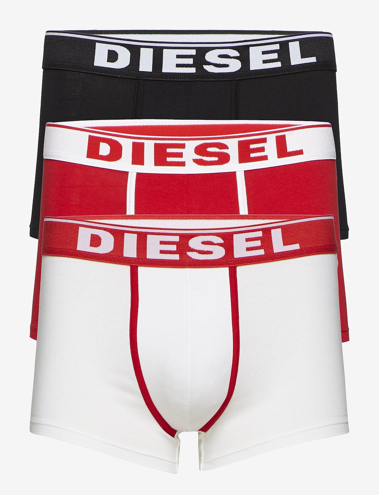 Diesel Men - UMBX-DAMIENTHREEPACK BOXER-SHORTS - boxers - ah100+ah42g+ah900 - 0