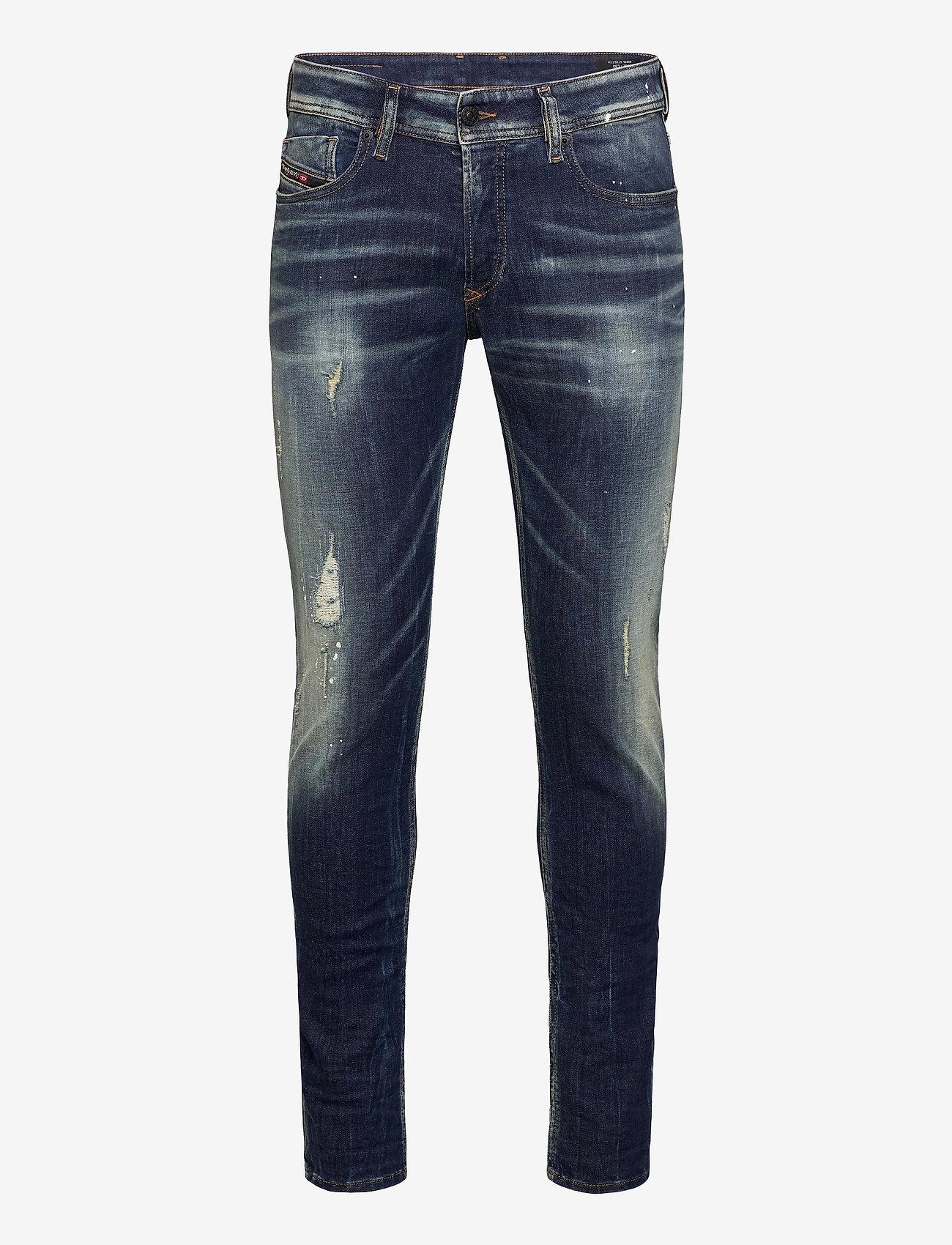 Diesel Men - SLEENKER-X TROUSERS - skinny jeans - denim - 0