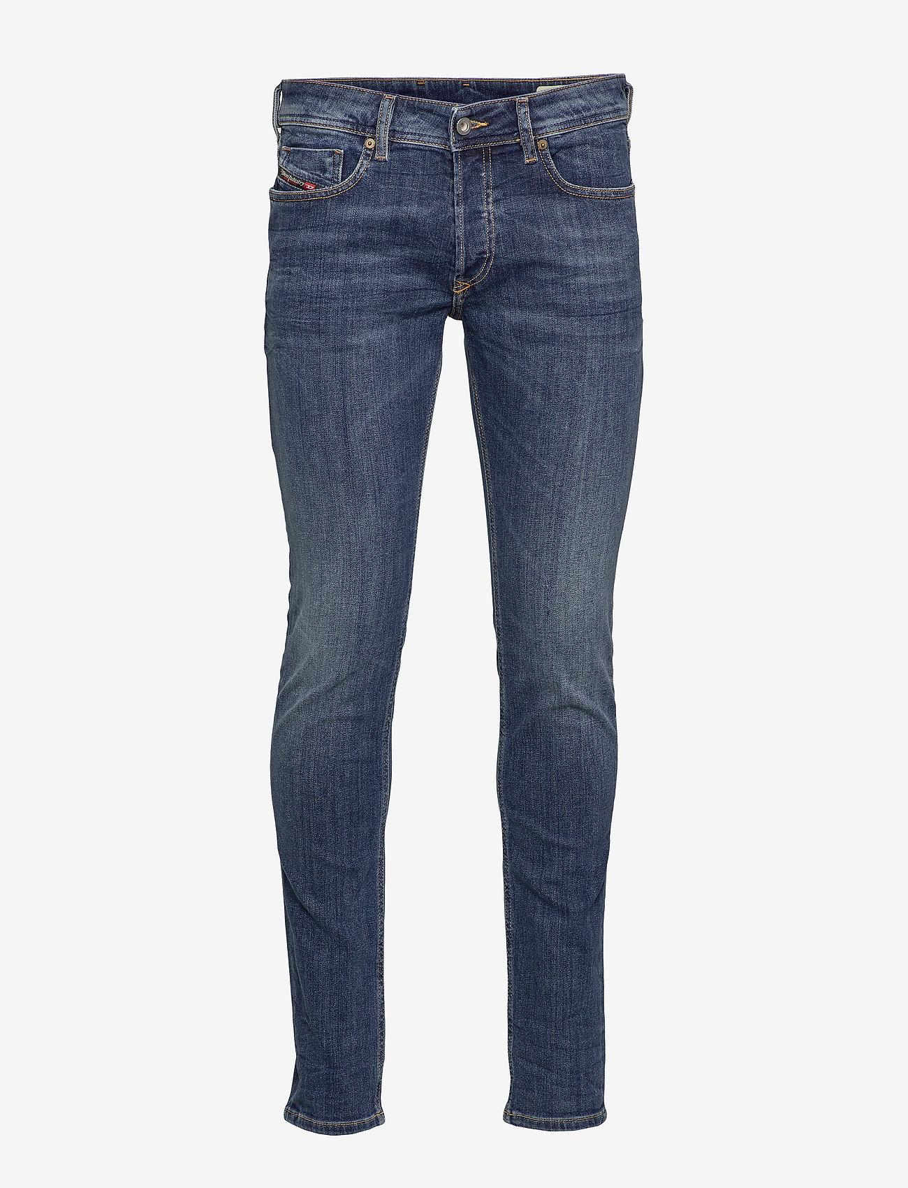 Diesel Men - SLEENKER-X TROUSERS - skinny jeans - denim