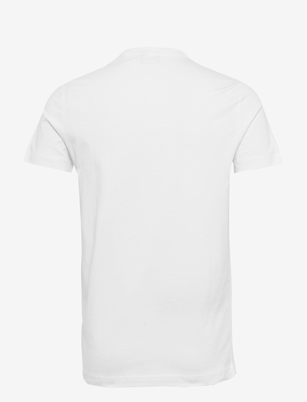 Diesel Men - T-DIEGO-LOGO T-SHIRT - short-sleeved t-shirts - bright white - 1