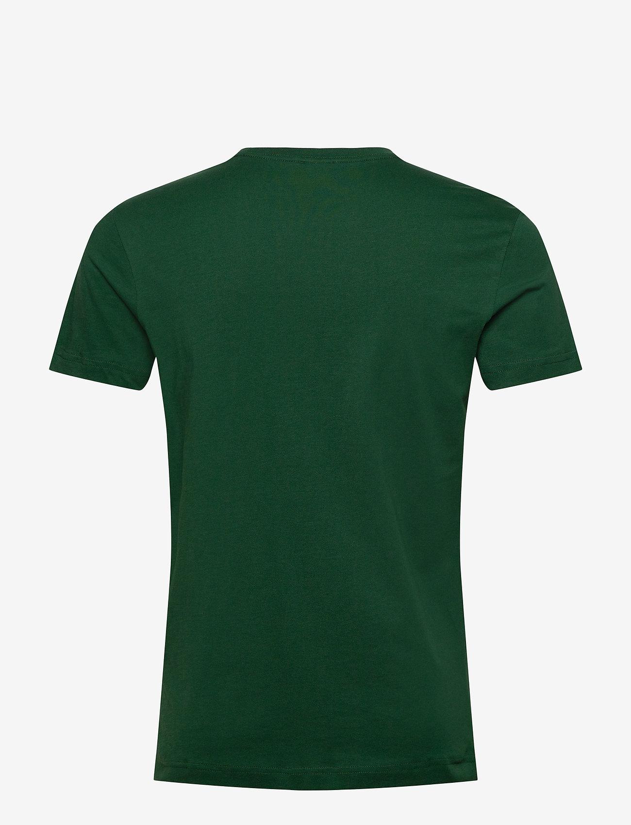 Diesel Men - T-DIEGO-LOGO T-SHIRT - short-sleeved t-shirts - green - 1