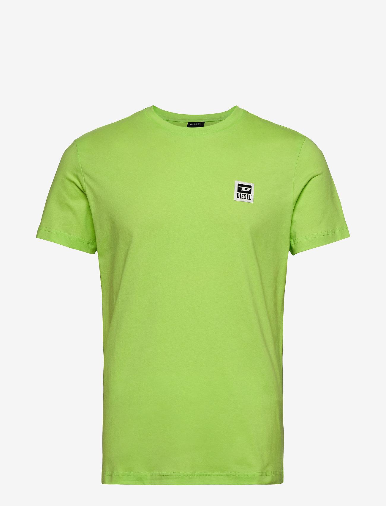 Diesel Men - T-DIEGOS-K30 T-SHIRT - basic t-shirts - lime green fluo - 0
