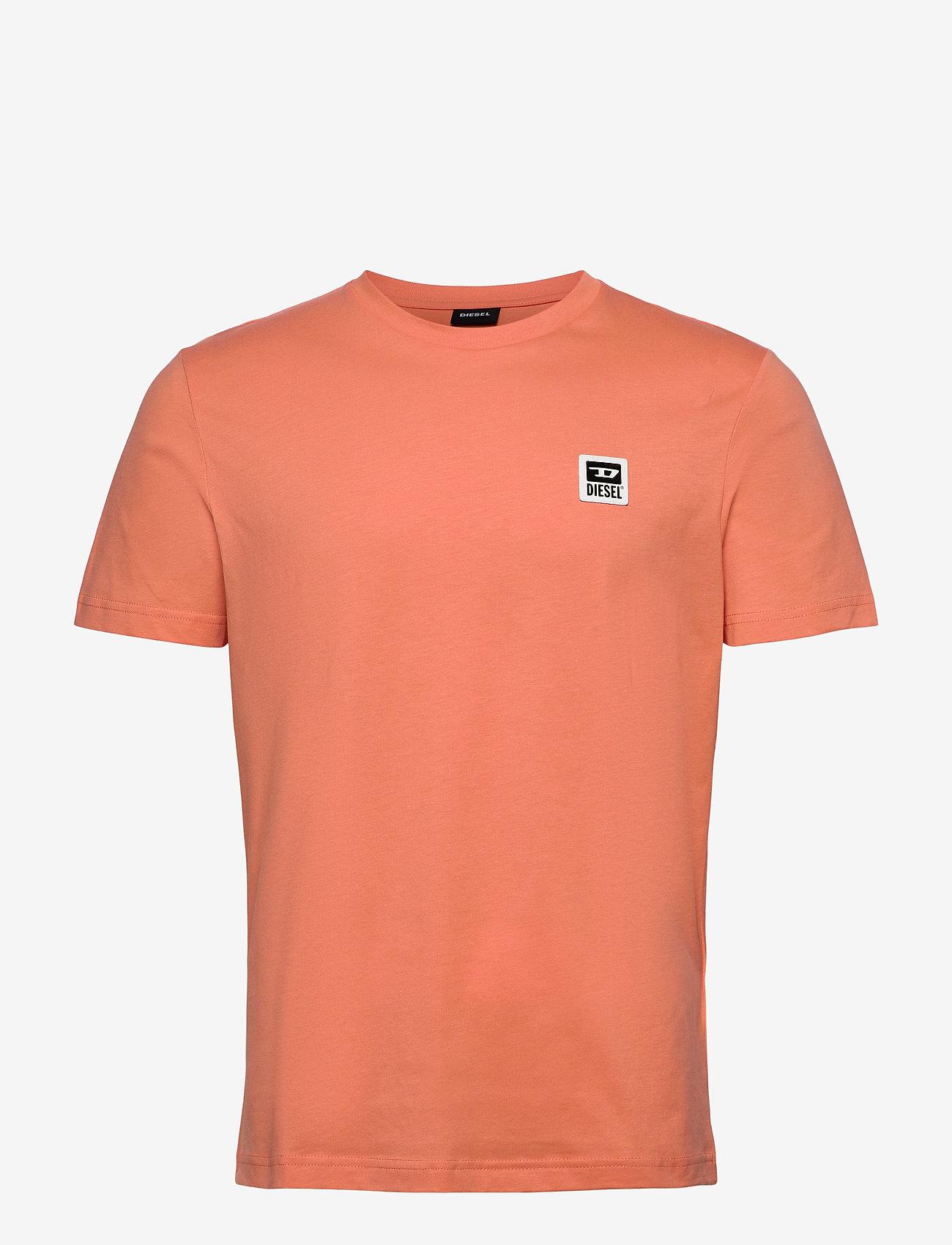 Diesel Men - T-DIEGOS-K30 T-SHIRT - basic t-shirts - orange - 0