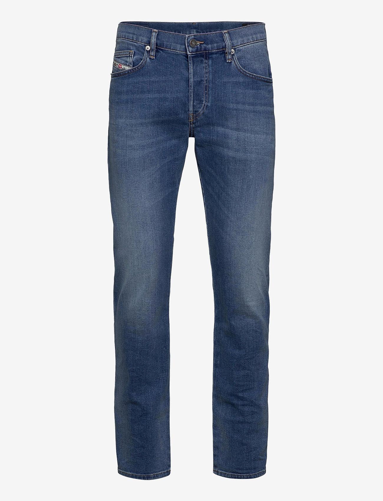Diesel Men - D-MIHTRY L.30 TROUSERS - regular jeans - denim - 0