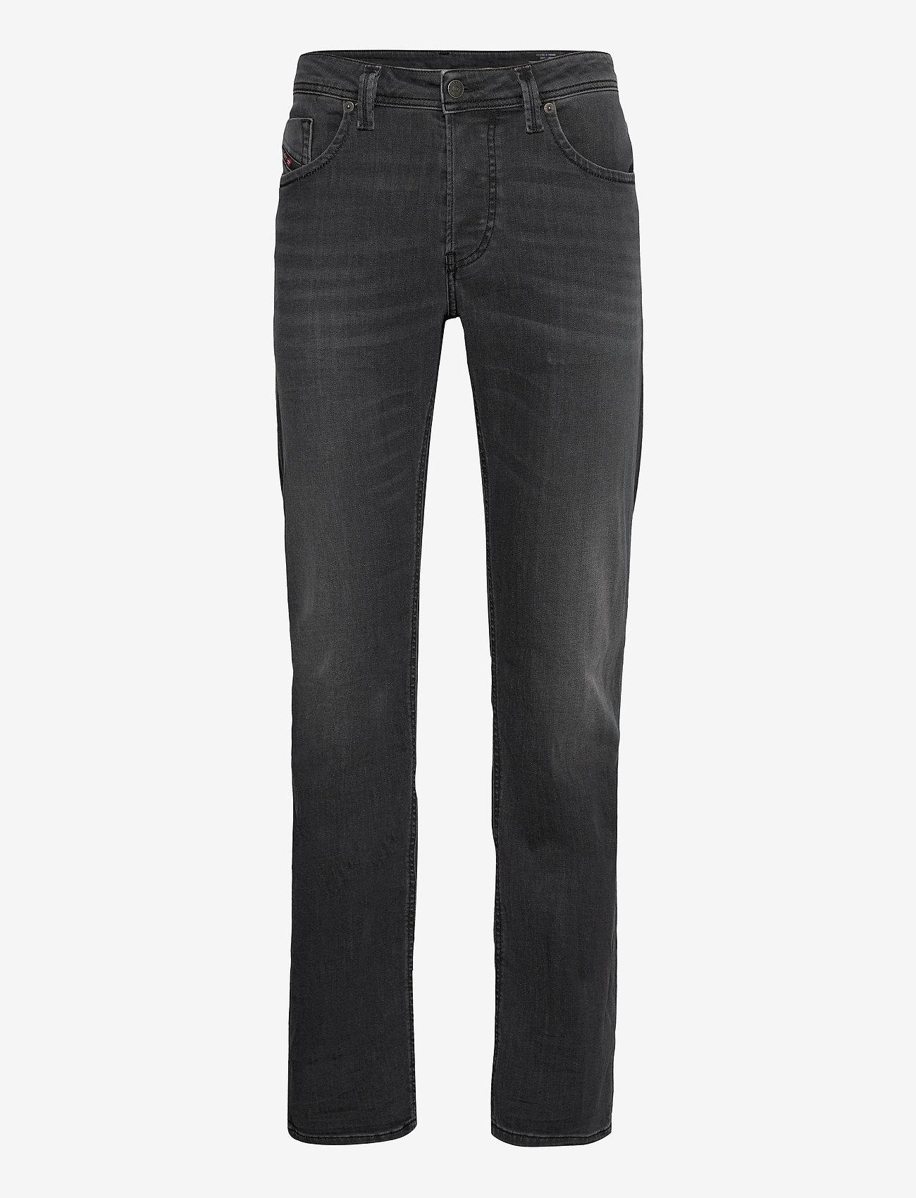 Diesel Men - LARKEE-X L.32 TROUSERS - regular jeans - black/denim - 0