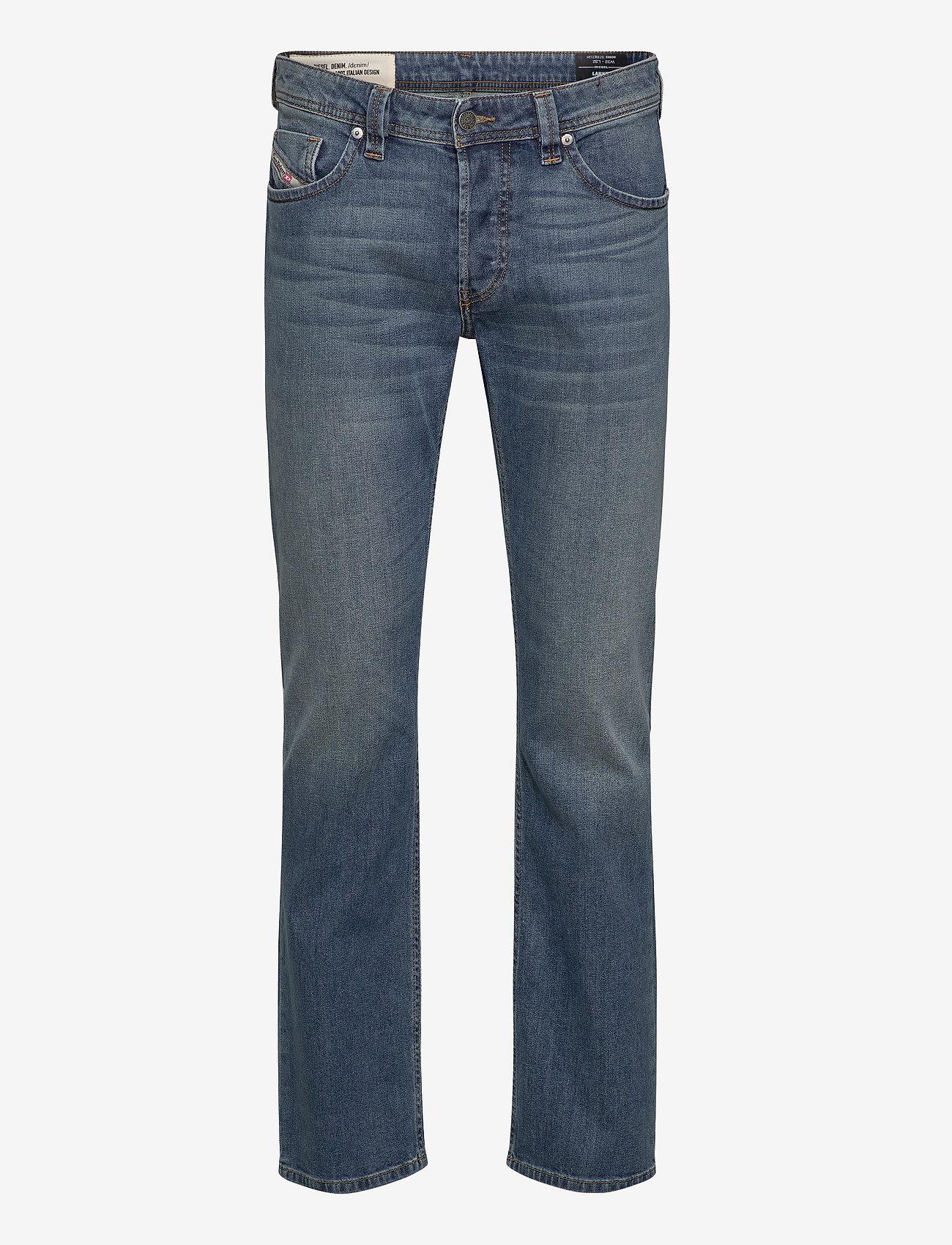 Diesel Men - LARKEE-X L.32 TROUSERS - regular jeans - denim - 0