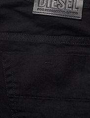 Diesel Men - THOMMER-X TROUSERS - slim jeans - black/denim - 4