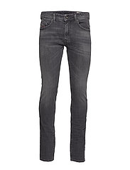 THOMMER-X L.34 TROUSERS - BLACK/DENIM