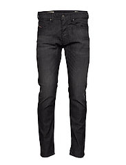 BUSTER TROUSERS - BLACK/DENIM