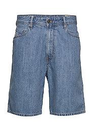 D-WILLOH Short pants Denim - DENIM