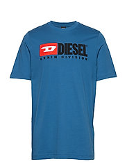 T-JUST-DIVISION T-SHIRT - BLUE