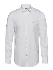 S-BILL SHIRT - BRIGHT WHITE