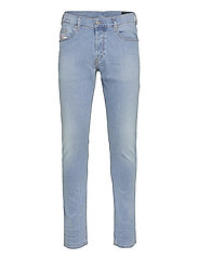 D-LUSTER L.32 TROUSERS - DENIM