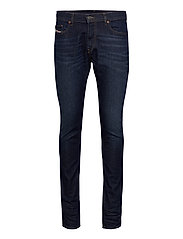 D-LUSTER L.34 TROUSERS - BLUE DENIM