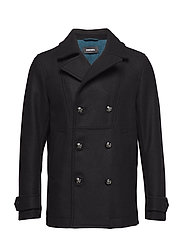 W-BANFI JACKET - BLACK