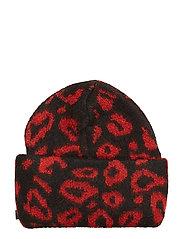 K-NINA CAP - BLACK