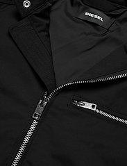 Diesel Men - J-GLORY GIACCA JACKET - light jackets - black - 4