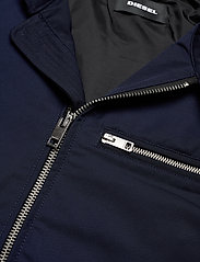 Diesel Men - J-GLORY GIACCA JACKET - light jackets - total eclipse - 4