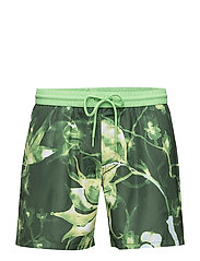 BMBX-WAVE-E SHORTS - GREEN