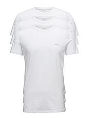 UMTEE-JAKETHREEPACK T-shirt 3 pack - BRIGHT WHITE