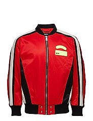 J-RYUU JACKET - RACING RED